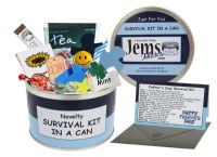 Father's Day Survival Kit In A Can